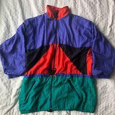 vintage Design Activewear  track suit Set xl jacket pants