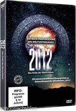 DVD - 2012 - DAS ENDE DER MENSCHHEIT - NEU/OVP