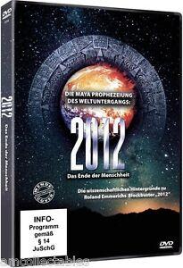 DVD - 2012 - Das Final El Humanidad - Nuevo/Emb.orig
