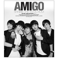 SHINEE - THE 1st Album REPACKAGE [AMIGO] CD K-POP Seal SM