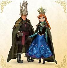 New Disney Anna Kristoff Fairytale Designer Collection Doll Limited Edition 6000