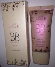 100% Pure Natural Vegan BB Cream Spf15 * 30 RADIANCE * 1fl.oz./30ml. Sealed BNIB