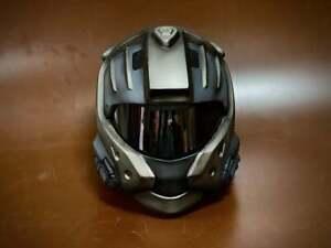 Halo Reach CQB Helmet Custom Cosplay Airsoft Handmade Gift