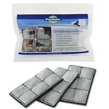 Drinkwell Pet Cat & Dog Water Fountain Replacement Filters. Pack of 3