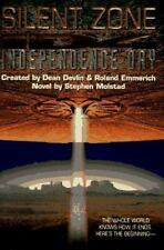 INDEPENDENCE DAY: SILENT ZONE By Roland Emmerich - Hardcover **Mint Condition**