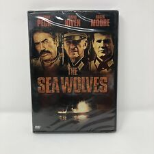 The Sea Wolves (DVD, 2006) RARE GREGORY PECK 1980 BRAND NEW Free Shipping