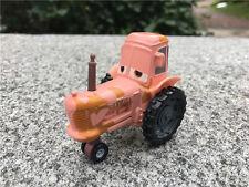 Mattel Disney Pixar Cars 1:55 Tractor Metall Spielzeugauto Neu Loose