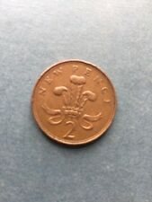 1971 2p new Two pence coin