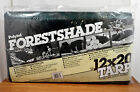 NEW Polytuf Heavy Duty Forestshade 12x20 FT Green Tarp - UV/Weather/Cold Resist.