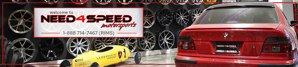 Need 4 Speed Motorsport Inc