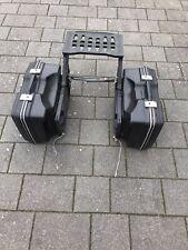Krauser Koffer Kofferträger Gepäckträger Motorradkoffer