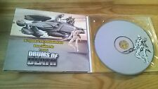 CD Indie DJ Spooky / Dave Lombardo - Drums Of Death (16 Song) THIRSTY EAR