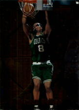 1997-98 Bowman's Best Boston Celtics Basketball Card #74 Antoine Walker