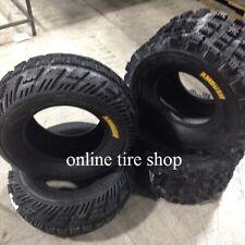 Set of 4 Ambush Tires (2) 21x7x10 (2)20x11x9