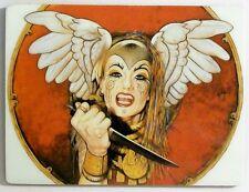 CHRIS ACHILLEOS Fantasy Art Fridge Magnet KIRA