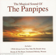 V/A - The Magical Sound Of The Panpipes (UK 18 Tk CD Album)