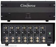 Earthquake Sound Cinenova Audiophile 7 Channel Amplifier full warranty!!!