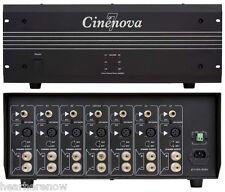 Earthquake Sound Cinenova 7 Channel Amplifier full warranty!!!