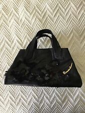 BRACCIALINI  woman's bag leather letter handbag  made in Italy