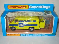 MATCHBOX SUPERKINGS K-11 DODGE DELIVERY VAN 'MICHELIN' MIB