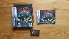 Monster House - THQ - Nintendo Game Boy Advance - Complete