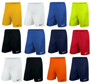 Nike Shorts Football Training Gym Sport Dri Fit Park Size Youth and Adult