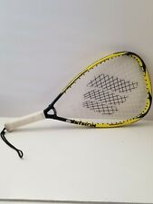 Ektelon PowerRing Freak Level 1000 Racquetball Racquet pre-owned.