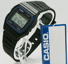 ✅ Casio Collection Unisex-Armbanduhr F-91W-1YER ✅