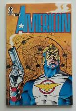 The American TPB #1 first print (Dark Horse 1988) NM condition issue