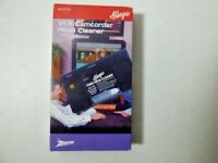 Zenith Allegro ALG1310 VCR/Camcorder Head Cleaner Wet Type VHS Tape - NEW sealed