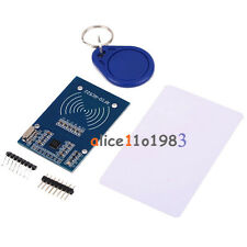 RC522 Card Read Antenna RF RFID Reader IC Card Proximity Module MFRC-522 + Key