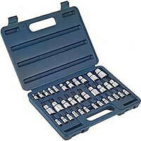 Vim Tools Tms34Pf 34 Piece Master Torx® Socket Set