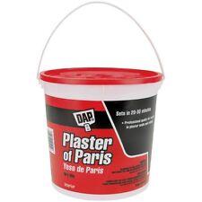 Dap 10310 Plaster Of Paris 8lb Tub White NEW