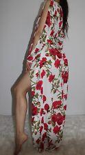 Akira Black Label flower maxi dress, size M, Retail price $120