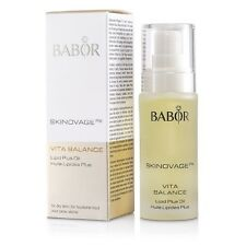 NEW Babor Skinovage PX Vita Balance Lipid Plus Oil (For Dry Skin) 1oz Womens