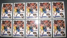 10 Card LOT Kevin Garnett Rookie RC Card 1995-96 '95 Collectors Choice UD KG