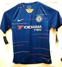 Nike Chelsea Soccer Eden Hazard #10 Jersey Bv6148 495 Rush Blue Size M