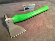 Custom Uncle Pimpys Axe Palace Ace Throwing axe hatchet Jesse Reed handle