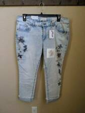NWT 18W Jessica Simpson plymouth forever rolled ankle Jeans Super Stretch