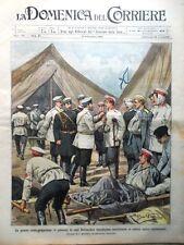 La Domenica del Corriere 11 Settembre 1904 Kuropatkin Alessandro Temporale Sofia
