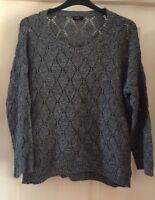 F+F Gorgeous Knitted Jumper, Size 14 - Lovely!