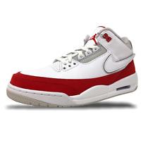 Nike Air Jordan 3 Retro Tinker SP White/Red Mens Basketball Shoes CJ0939 101 NEW