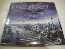 IRON MAIDEN ‎– BRAVE NEW WORLD 2LPS, HMV EXCLUSIVE