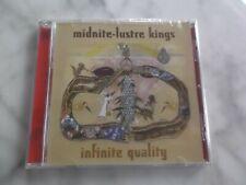 Midnite - Infinite Quality Cd Virgin Islands Roots Reggae