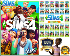 The Sims 4 PC + ALL Expansions and game packs | 100+ DLC Windows + Eco Lifestyle