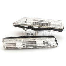 2X Fender Side Marker Light Turn Signal Lamps Cover For BMW E53 X5 1999-2006 L+R