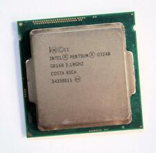 Intel Pentium G3240 (SR1K6) Dual-Core 3.1GHz/3M Socket LGA1150 Processor CPU