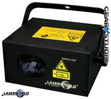Laserworld EL-230RGB RGB Scanning Laser Light DMX DJ Disco Club 50 EX DEMO