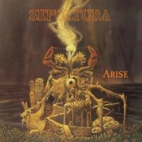 Sepultura - Arise (Expanded Edition) - New 2CD Album