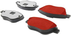Brake Pad Set  Centric Parts  500.16181